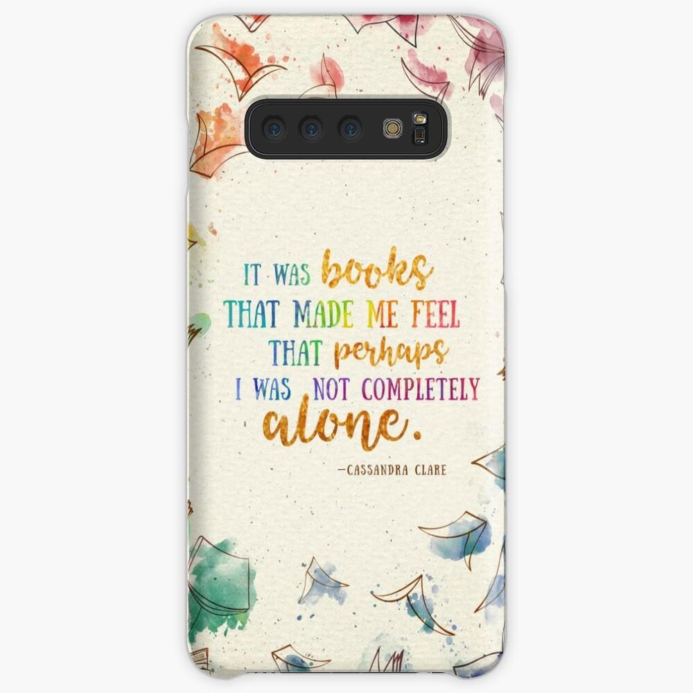It was books Case & Skin for Samsung Galaxy