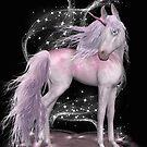 Star Unicorn by LoneAngel