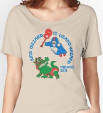 King Gizzard  - Mexico 2018 Women's Relaxed Fit T-Shirt
