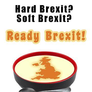 Ready Brexit - Brexit joke by markstones