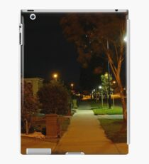 Footpath iPad Case/Skin