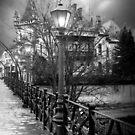 Jacob's Palace, Kosice, Slovakia - Black And White by mcworldent