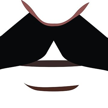 Horseshoe Mustache by EmmeBi-graphic