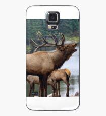 Elk Family Case/Skin for Samsung Galaxy