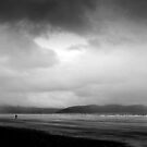 A dark and stormy day by Mitch  McFarlane
