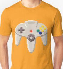 8Bit N64 Unisex T-Shirt