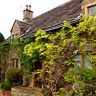 English Country Cottage, Derbyshire Peak District by mcworldent