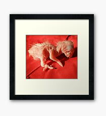Happy Now Framed Print