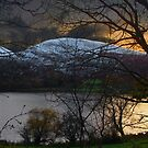 Sunset In The Lake District - Autumn In Cumbria by mcworldent