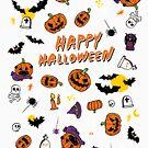 Happy Halloween by nokhookdesign