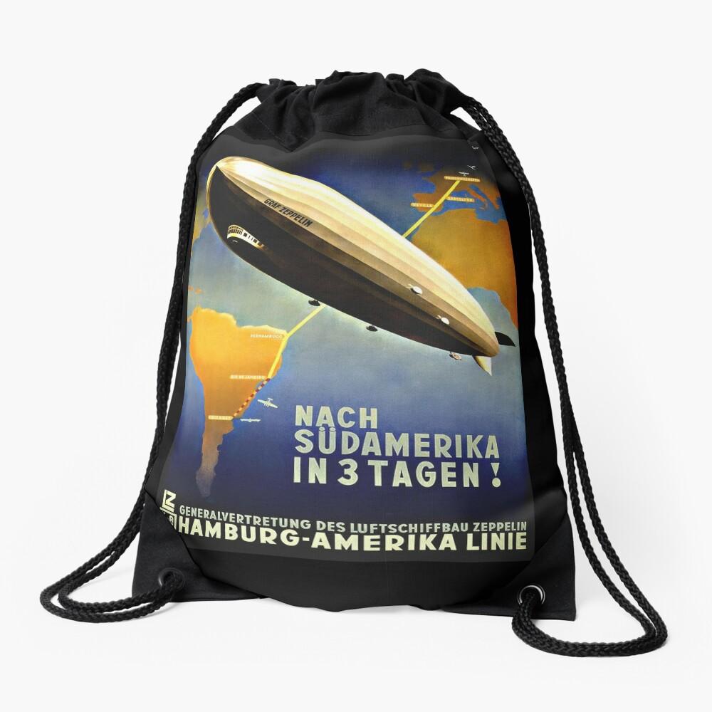 Graf Zeppelin nach Südamerika, 1937 Turnbeutel