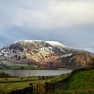 Ennerdale Water, Cumbria In Late Autumn by mcworldent