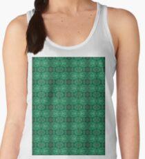 #pattern #wallpaper #texture #vintage #abstract #floral #seamless #retro #damask #design #art #decoration #fabric #old #decor #textile #paper #antique #backdrop #flower #decorative #wall #ornament Women's Tank Top