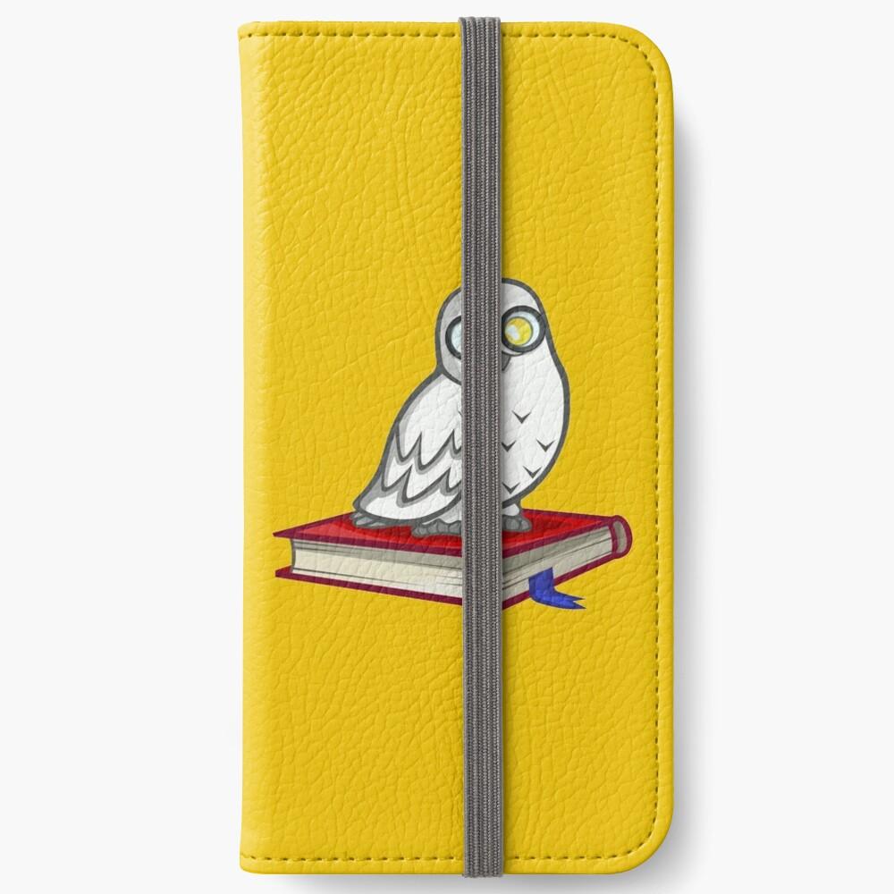 Owl iPhone Wallet