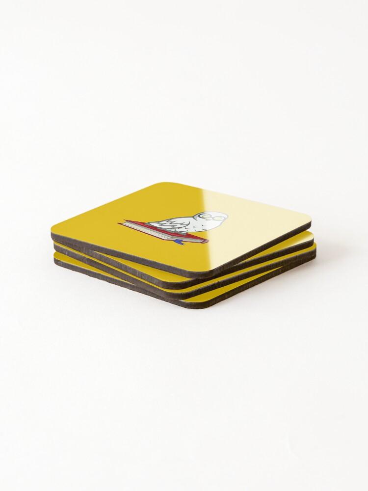 Alternate view of Owl Coasters (Set of 4)