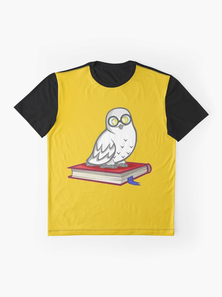 Alternate view of Owl Graphic T-Shirt