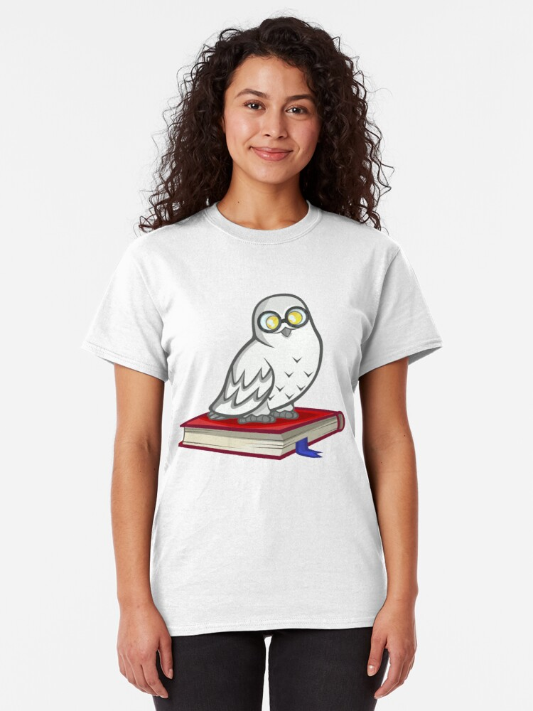 Alternate view of Owl Classic T-Shirt