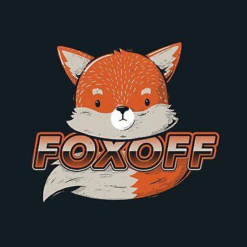 Foxoff by tobiasfonseca