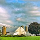 Summer Farm  by KellyHeaton