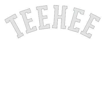 teehee by hood112