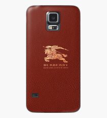 burberry hermes Case/Skin for Samsung Galaxy