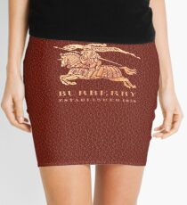 burberry hermes Mini Skirt
