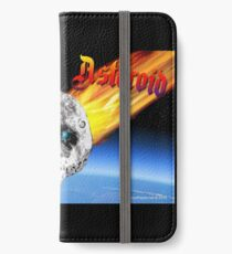 Doomsday Asteroid iPhone Wallet/Case/Skin