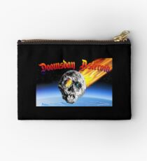Doomsday Asteroid Studio Pouch