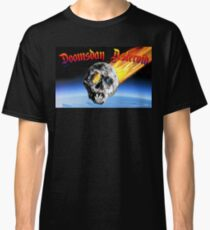 Doomsday Asteroid Classic T-Shirt