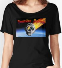 Doomsday Asteroid Women's Relaxed Fit T-Shirt