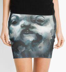 Greek Theatre Mini Skirt