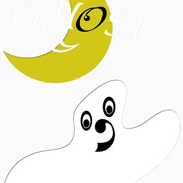 Friendly Ghost by DwCCreations