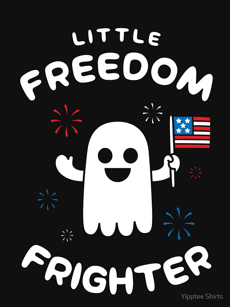 Little Freedom Frighter by dumbshirts