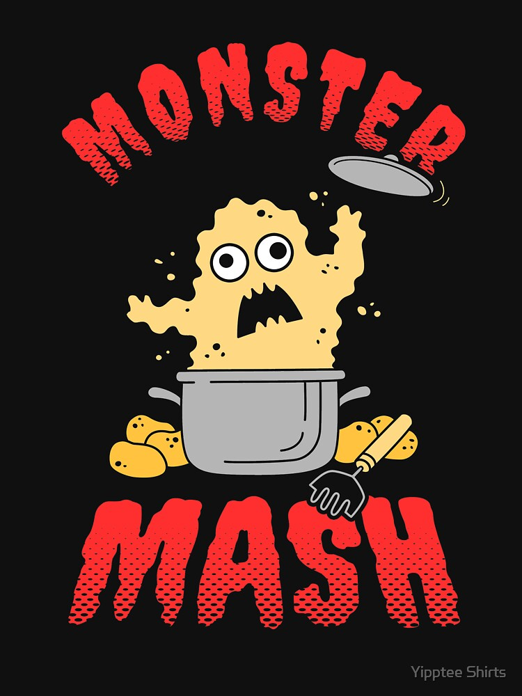 Monster Mash by dumbshirts
