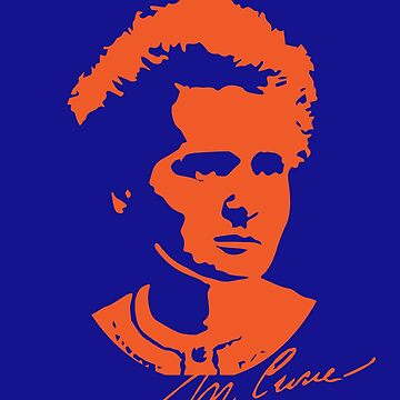 Marie Curie by lmattison