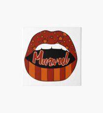 Murvul Lips Art Board
