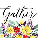 Gather floral  by blursbyai