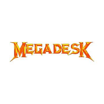 Megadesk by GarrettMcDowel1