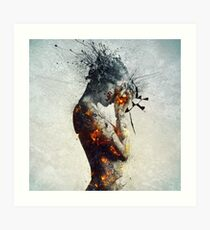 Image result for heartache painting