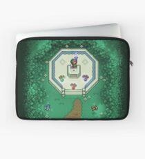 Zelda Mastersword Pixels Laptop Sleeve
