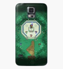 Zelda Mastersword Pixels Case/Skin for Samsung Galaxy
