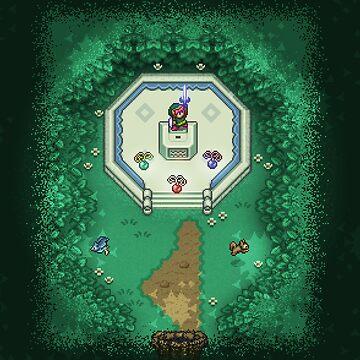 Zelda Mastersword Pixels by likelikes