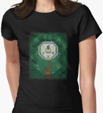Zelda Mastersword Pixels Women's Fitted T-Shirt