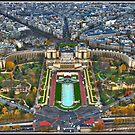 Paris, Trocadero by Adri  Padmos