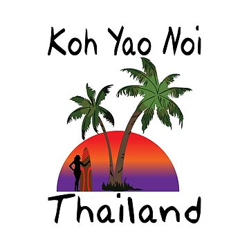 Koh Yao Noi Thailand by RBBeachDesigns