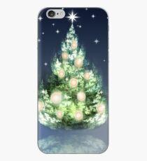 Fraktal-Weihnachtsbaum iPhone-Hülle & Cover