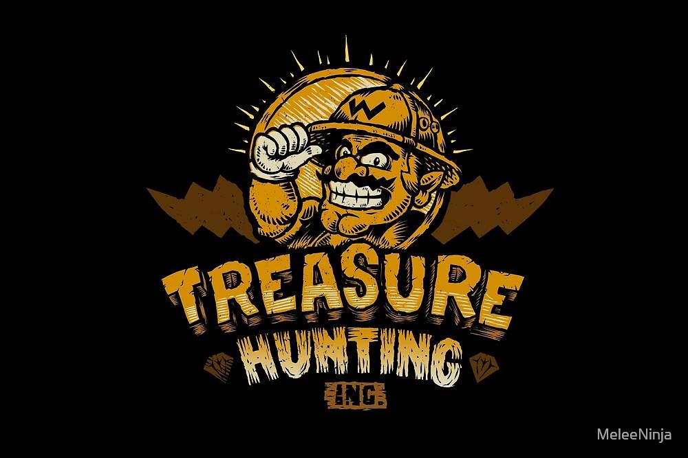Treasure Hunting Inc. by MeleeNinja