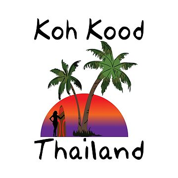 Koh Kood Beach Thailand by RBBeachDesigns