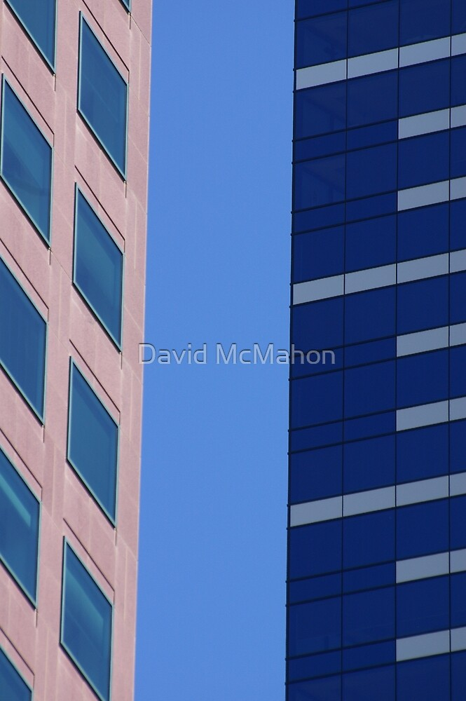 You Calling Me A Blockhead? by David McMahon