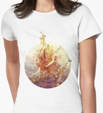 Silence Women's Fitted T-Shirt